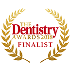The Dentistry Awards 2018 - Finalist