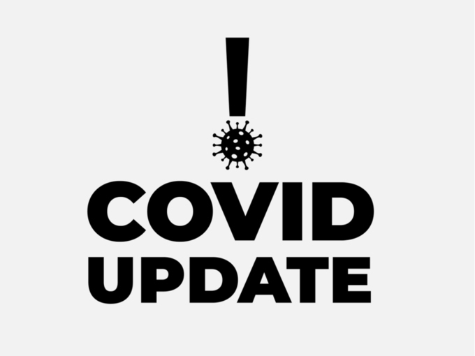 covid update message
