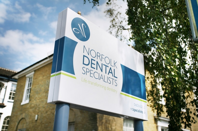 Norfolk Dental Specialists in Norwich City Centre