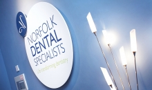 Norfolk Dental Specialists logo