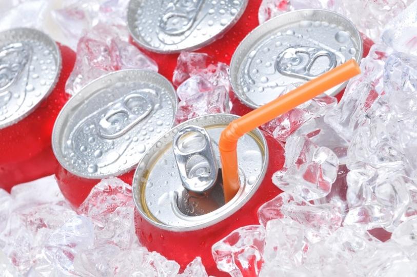 fizz free february soda cans