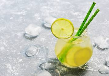 a bad summer drink for sensitive teeth